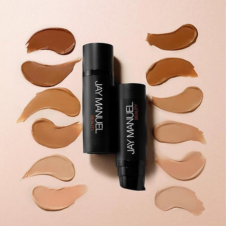 Jay Manuel Beauty Filter Finish Collection, Hydroluminous Sheer Foundation