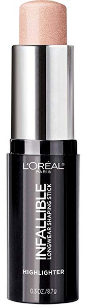L'oreal infallible longwear shaping stick highlighter