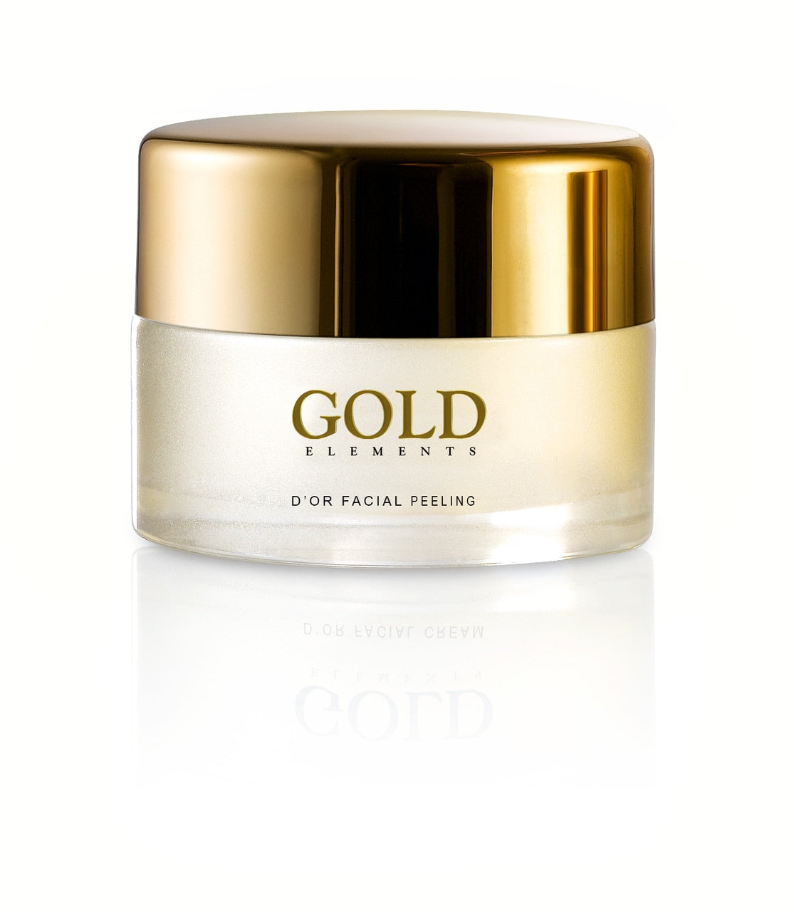 Gold Elements D'or Facial Peeling