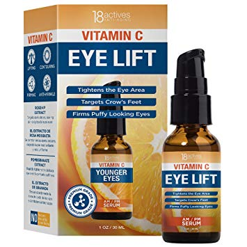 18 Actives Vitamin C Eye Lift