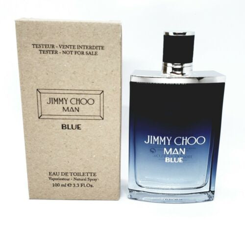 Jimmy Choo Man Blue eau de toilette (TESTER BOX)