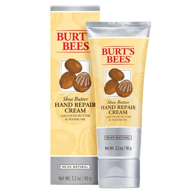 Burt's Bees Shea butter Hand Repair Cream with Cocoa butter  & sesame oil