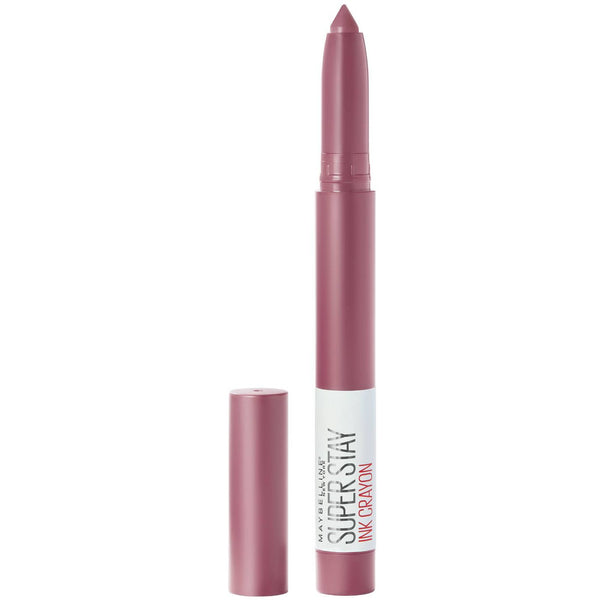 Maybelline superstay ink crayon lipstick