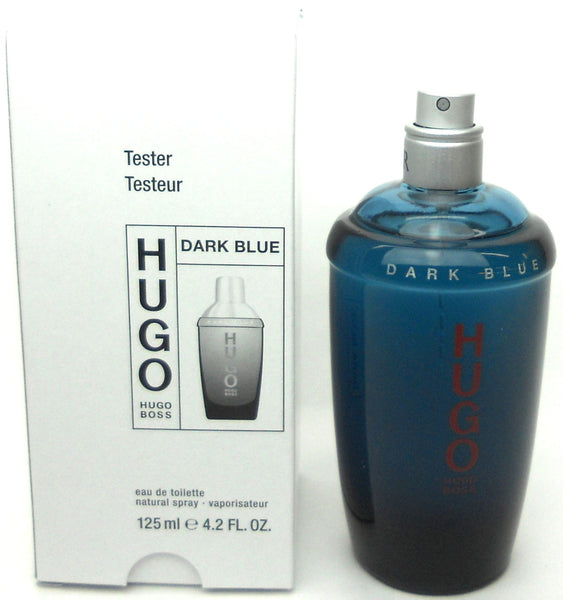 Hugo Boss Dark blue eau de toilette natural spray (TESTER BOX)