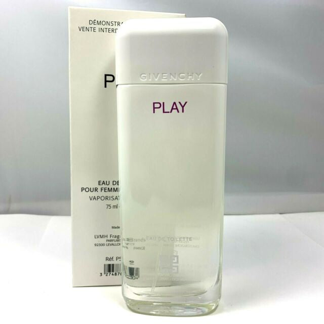 Play By Givenchy Eau De Toilette For Woman Spray (TESTER BOX)