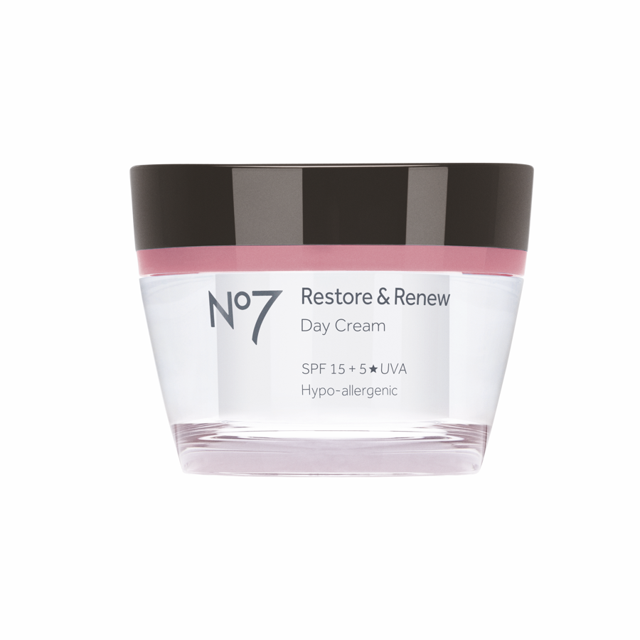 No7 Restore & Renew Face & Neck Multi Action Day Cream