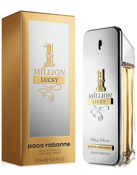 Paco Rabanne 1 Million Lucky Eau de Toilette Spray 100ml