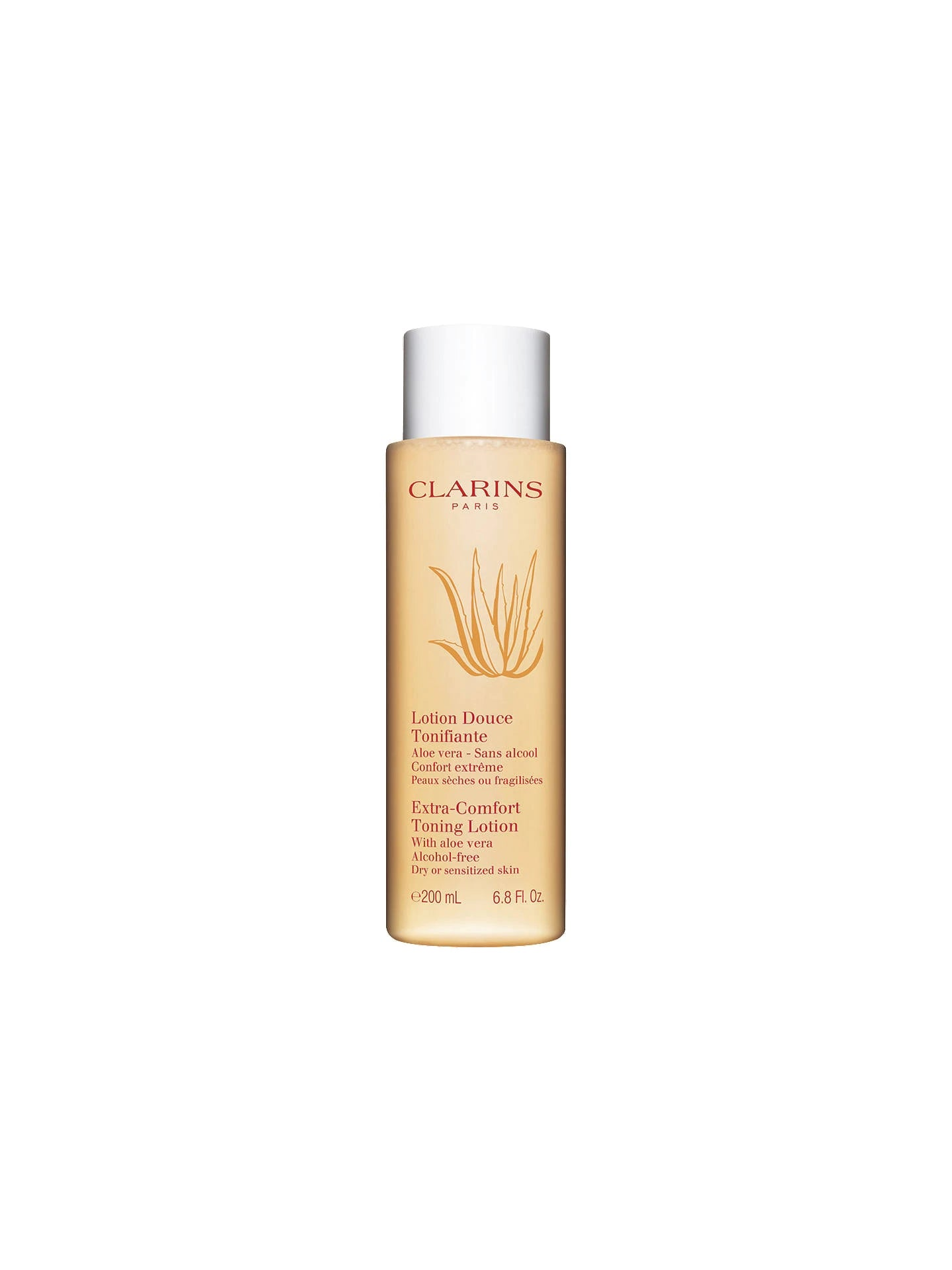 Clarins Extra-Comfort Toning Lotion - For Dry/Sensitive Skin, 200ml