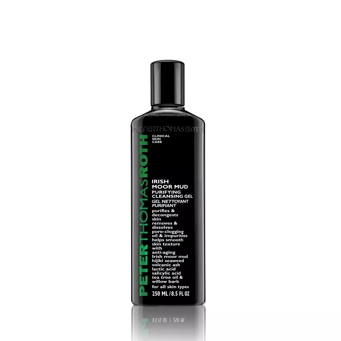 Peter Thomas Roth Irish Moor Mud Purifying Cleansing Gel