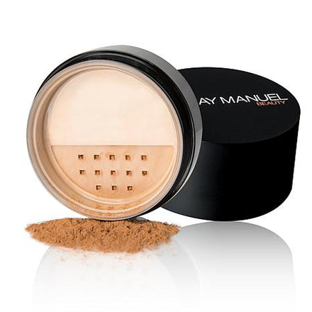 Jay Manuel beauty filter finish collection luxe loose powder