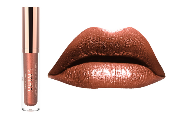 GOLDEN ROSE Metallic Shine Lipgloss