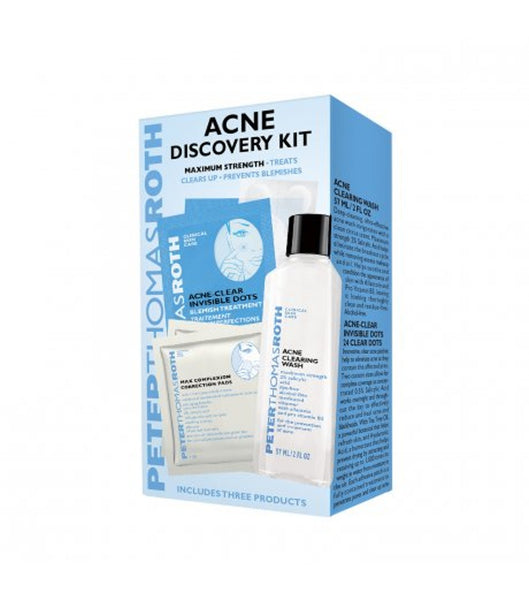 Peter Thomas Roth Acne Discovery Kit (Includes Three Products)