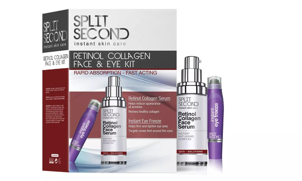 Split Second Anti-Aging Retinol Collagen Kit
