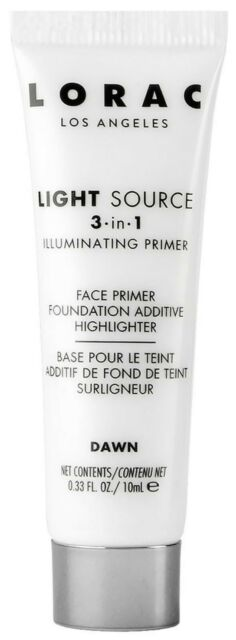 Lorac Lights source 3 in 1 Iluminating primer