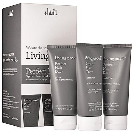 Living Proof Perfect Hair Day Travel Kit (3 piece)