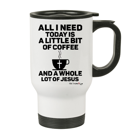 AND A WHOLE LOT OF JESUS - oldprophet.com