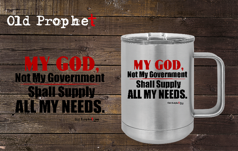 MY GOD SHALL SUPPLY - oldprophet.com