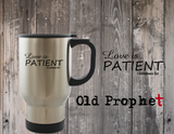 LOVE IS PATIENT - oldprophet.com