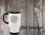LOVE NEVER FAILS - oldprophet.com