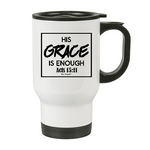 HIS GRACE IS ENOUGH - oldprophet.com