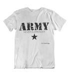 Mens t shirts Army - oldprophet.com