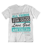 Womens T shirts For those who loved GOD - oldprophet.com