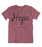 Womens t shirts Hope - oldprophet.com