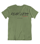 Mens t shirts Fearless - oldprophet.com