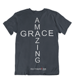 Mens t shirt Amazing grace - oldprophet.com
