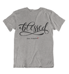 Mens t shirt Blessed - oldprophet.com