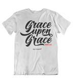 Womens t shirts Grace upon grace - oldprophet.com