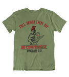 Mens t shirts Full armor everyday - oldprophet.com