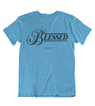 Womens t shirts BLESSED - oldprophet.com