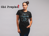 Womens t shirts He restores my soul - oldprophet.com