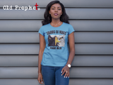 Womens t shirts Soaring on wings - oldprophet.com