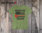 GOD BLESS THE FIREFIGHTER - oldprophet.com