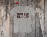 WASHED IN THE BLOOD - oldprophet.com