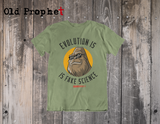 FAKE SCIENCE - oldprophet.com