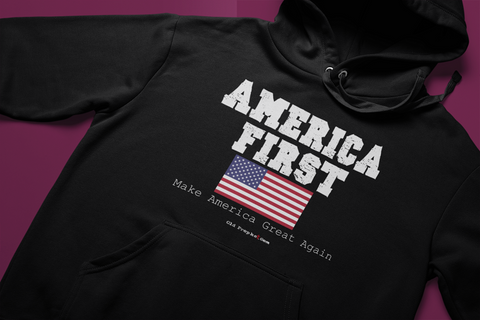 AMERICA FIRST - oldprophet.com