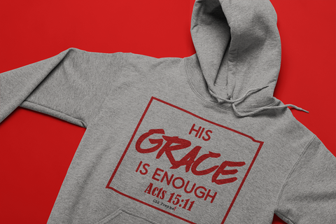 GRACE IS ENOUGH - oldprophet.com