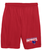 YOUTH PATRIOT GYM SHORTS EMBROIDERED