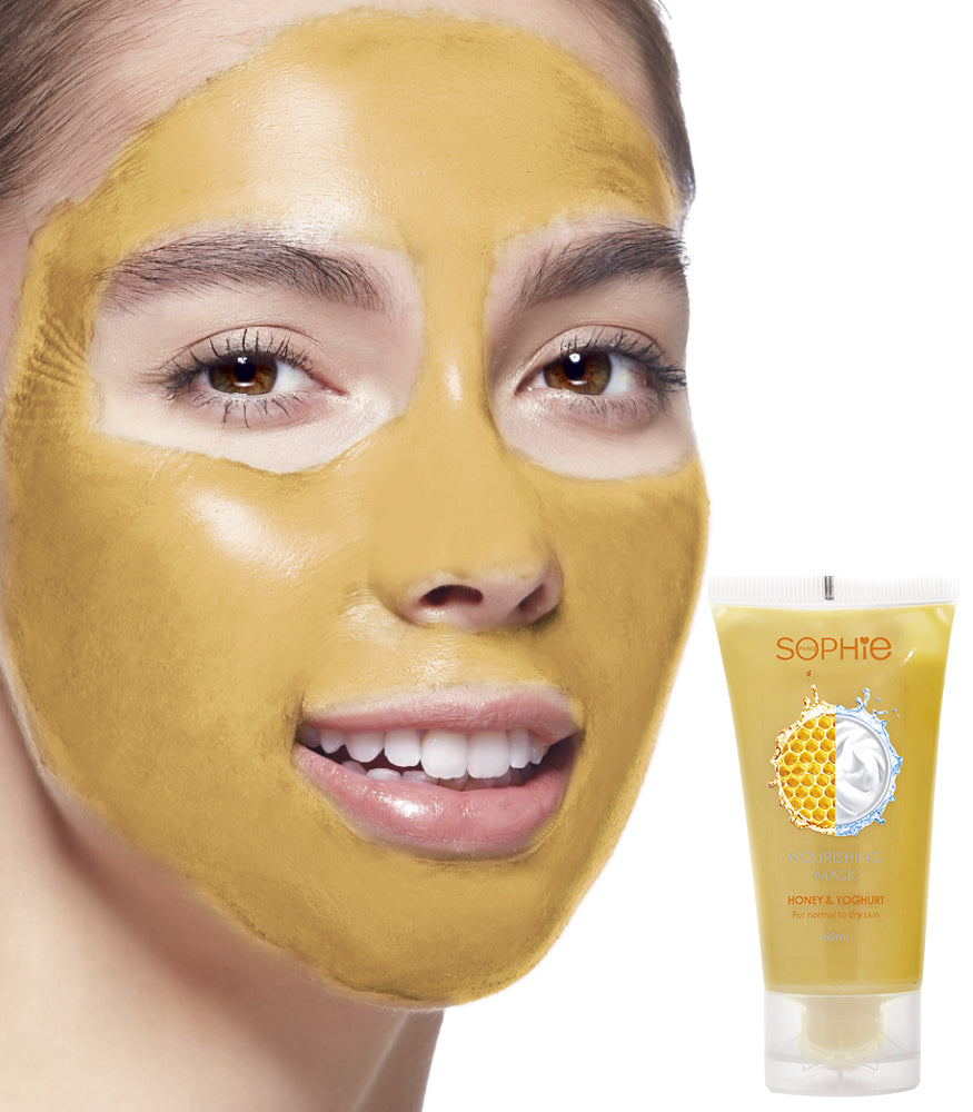NOURISHING MASK HONEY & YOGHURT