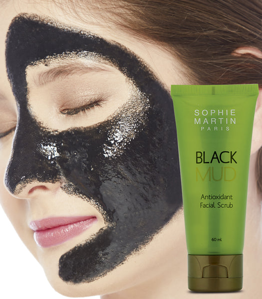 SM BLACK MUD FACIAL SCRUB