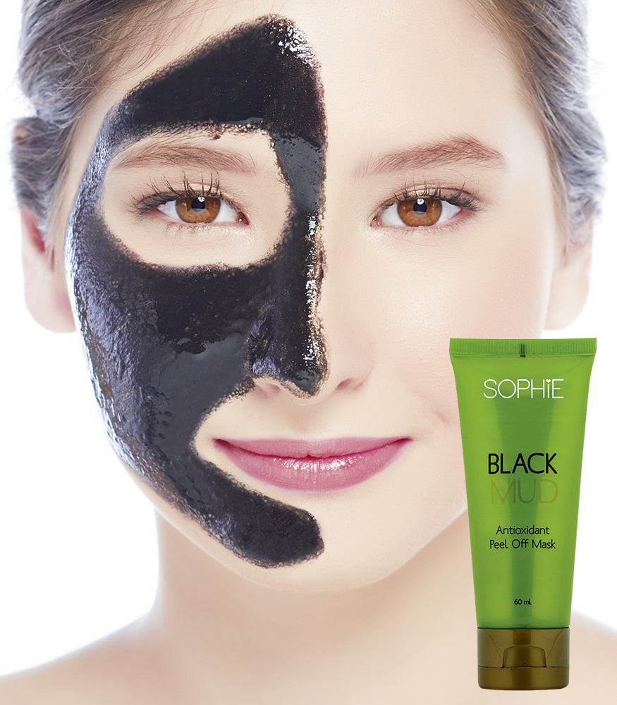 SM BLACK MUD PEEL OFF MASK