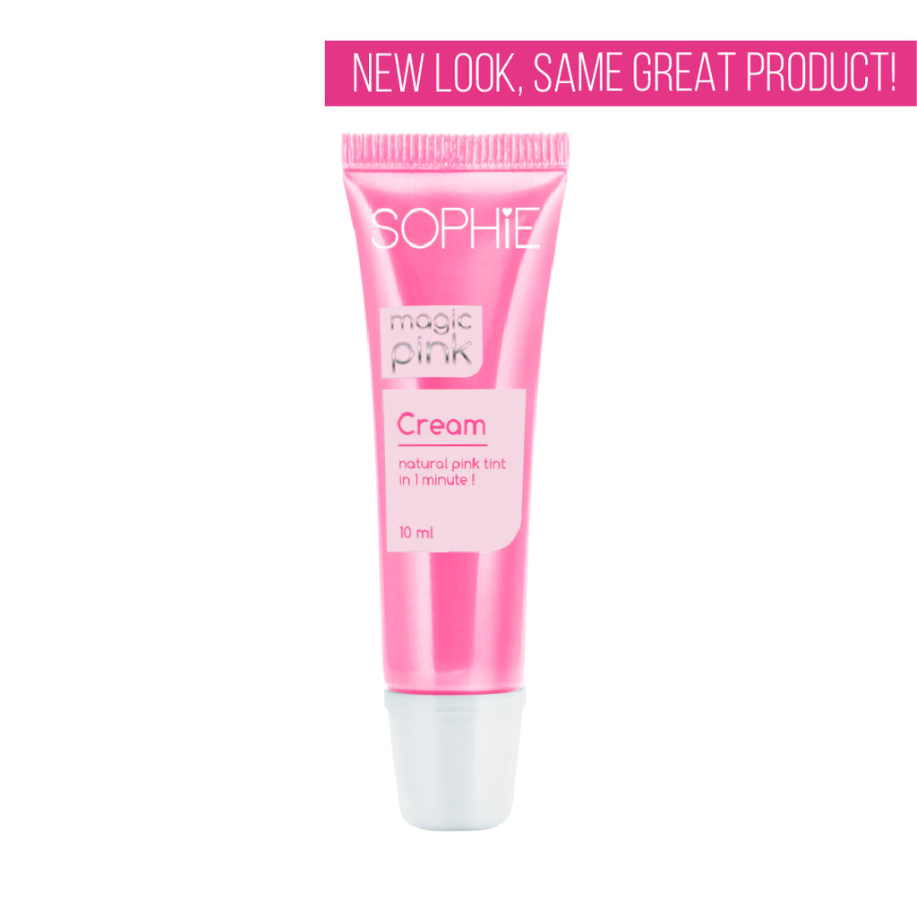 MAGIC PINK CREAM Intense
