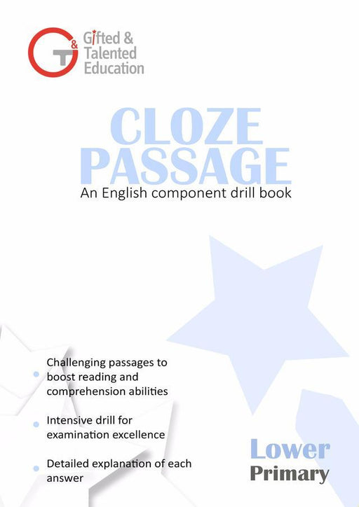 Cloze Passage (Lower Primary)