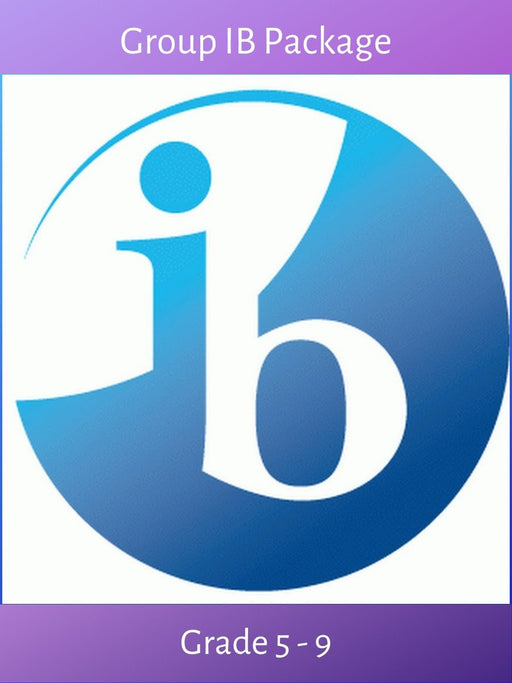 Group International Baccalaureate (Grade 5-9)