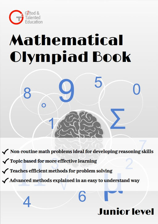 Mathematical Olympiad Book Junior Level
