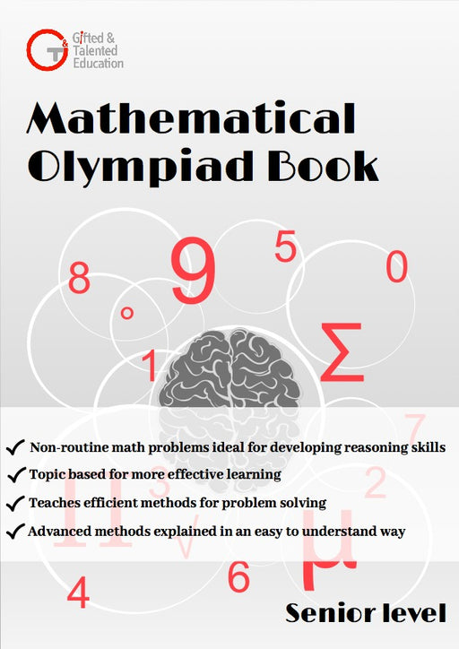 Mathematical Olympiad Book Senior Level