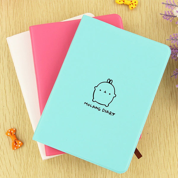 Molang Rabit Cartoon Planner - 2018 Agenda Planner